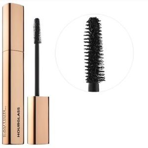 Hourglass caution extreme lash mascara mini black